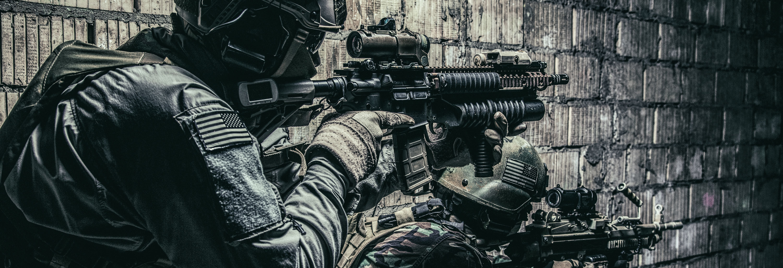 Sfondo Cataogo Reparto Militare Armeria Bersaglio Mobile